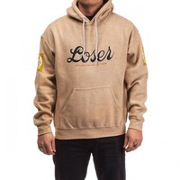 Loser Machine Beer Belly Hoodie - Teastain