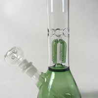 Four Arm Tree Percolator Water Pipe