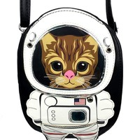 Astronaut Cat Bag