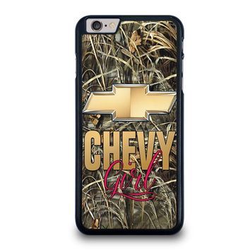 CAMO CHEVY GIRL iPhone 6 / 6S Plus Case Cover