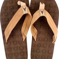 Astrodeck Sandals Brown M/6.5-7.5 Eva/Leather