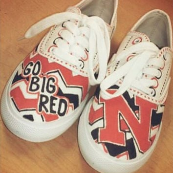 Custom Womens Husker Shoes
