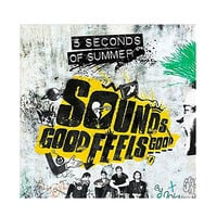 5 Seconds Of Summer - Sounds Good, Feels Good CD
