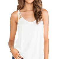 RVCA Botanga Tank in White