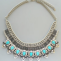 Farah Statement Necklace