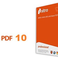 Nitro PDF Pro 10 Crack and Serial Key Free Download