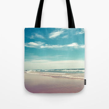 The swimmer Tote Bag by vanessagf