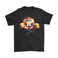 In My Chest I'm Houston Astros World Series Champions 2017 Shirts