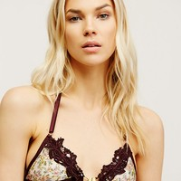 Free People Stevie Satin Bralette