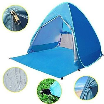 Pop Up Beach Tent Outdoor Portable Cabin Camping Tent Sun Shelter