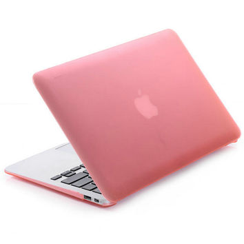 Fashion Alabasta Matte Laptop Cover For Apple Macbook Pro 13 Retina A1502 A1425 Case 13.3 inch + Screen Film + Keyboard Skin