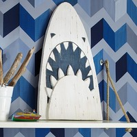 Shark Head Plaque