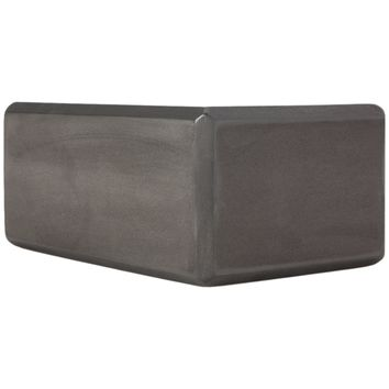Sporti Studio 4 Inch Yoga Block at YogaOutlet.com