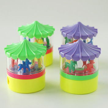 Pencil Sharpener - Merry go round