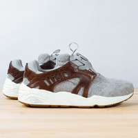 Puma Disc Blaze Felt - Brown/Grey