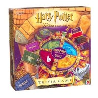 Harry Potter Sorcerers Stone Trivia Game