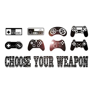Vinyl Wall Decal Gaming Quote Joysticks Video Game Stickers Unique Gift (ig4500)