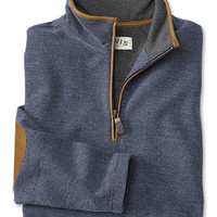 Quarter-Zip Tweed Sweatshirt / Simoom Tweed Quarter-Zip Sweatshirt -- Orvis