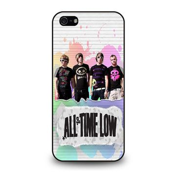 ALL TIME LOW PERSONIL BAND iPhone 5 / 5S / SE Case Cover