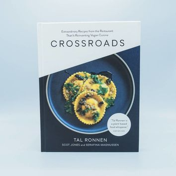 Crossroads by Tal Ronnen - The Herbivore Clothing Co.