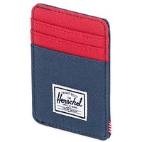 Raven Wallet in Navy and Red by Herschel Supply Co.