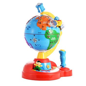Electronic Educational Learning Globe Toy