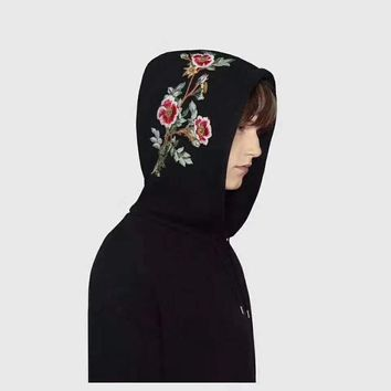 Gucci Long Sleeve Fashion Embroider Pullover Tops Sweater Sweatshirts G-A-ADNKPFD-XBW