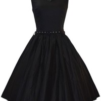 Audrey Hepburn Style Retro Cotton Swing Dresses