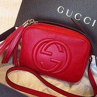 shosouvenir : Gucci Women Shopping Fashion Leather Shoulder Bag