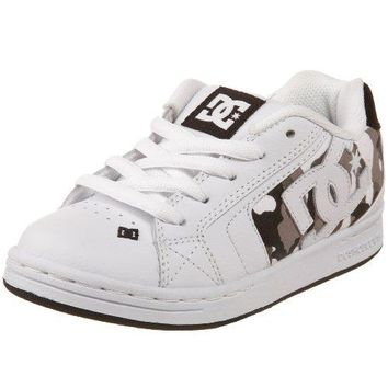 DC Net SE Skate Shoe (Little Kid/Big Kid)