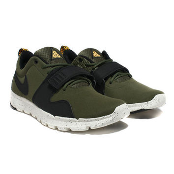 Nike SB: Trainerendor (Medium Olive/Laser Orange-Sail-Black)