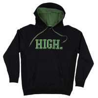 Black Domo High University Hoodie – Odd Future Europe Webstore