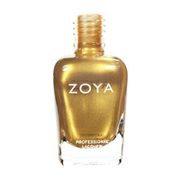 Zoya Nail Polish in Goldie ZP483