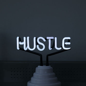 Hustle Neon Light | Decor