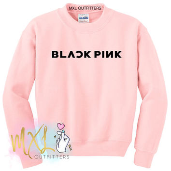 BlackPink Crewneck Sweatshirt