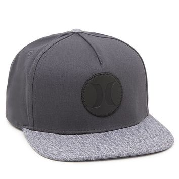 Hurley Icon Vapor Snapback Hat - Mens Backpack - Gray - One