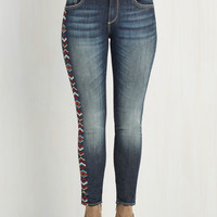 The Scenic Southwest Jeans | Mod Retro Vintage Pants | ModCloth.com