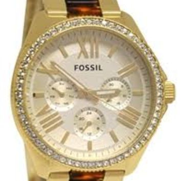 Fossil Cecile Ladies Quartz Watch AM4499