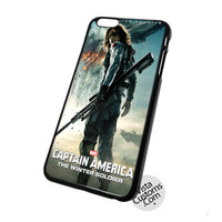 Captain America The Winter Soldier Cell Phones Cases For iPhone, Samsung Galaxy