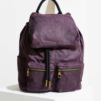 Canvas Shoulder Strap Backpack - Urban Outfitters