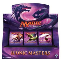Magic the Gathering Iconic Masters Booster Display (24) english Wizards Coast
