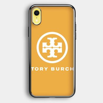 Tory Burch Logo iPhone XR Case | Casefruits