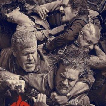 """Sons Of Anarchy Poster 16""""x24"""" Poster 16inx24in"""