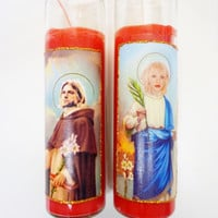 Kurt & Courtney Candle Set