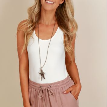 My Comfort Twill Shorts Taupe