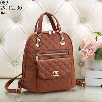 2018 trend fashion women's plaid casual crossbody bag shoulder bag #4