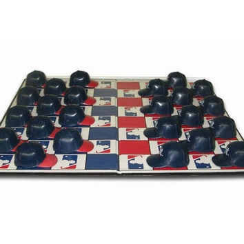 Rico MLB Checkers - Boston Red Sox