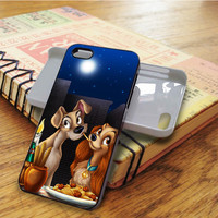 Lady And The Tramp Disney Movie iPhone 5C Case