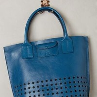 Tillie Tote by Orla Kiely Navy One Size Bags
