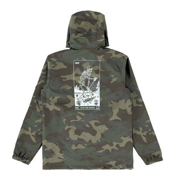 Play For Keeps Anorak Camo